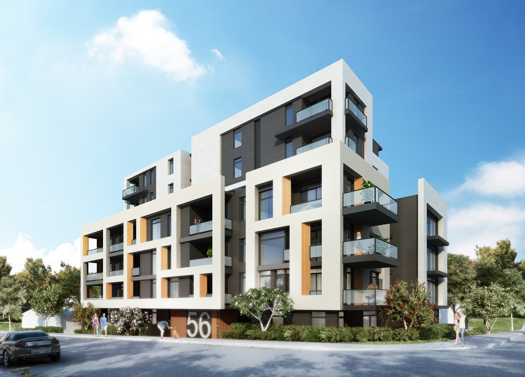 Gosford Landing and Housing Corporation - Residential Project
