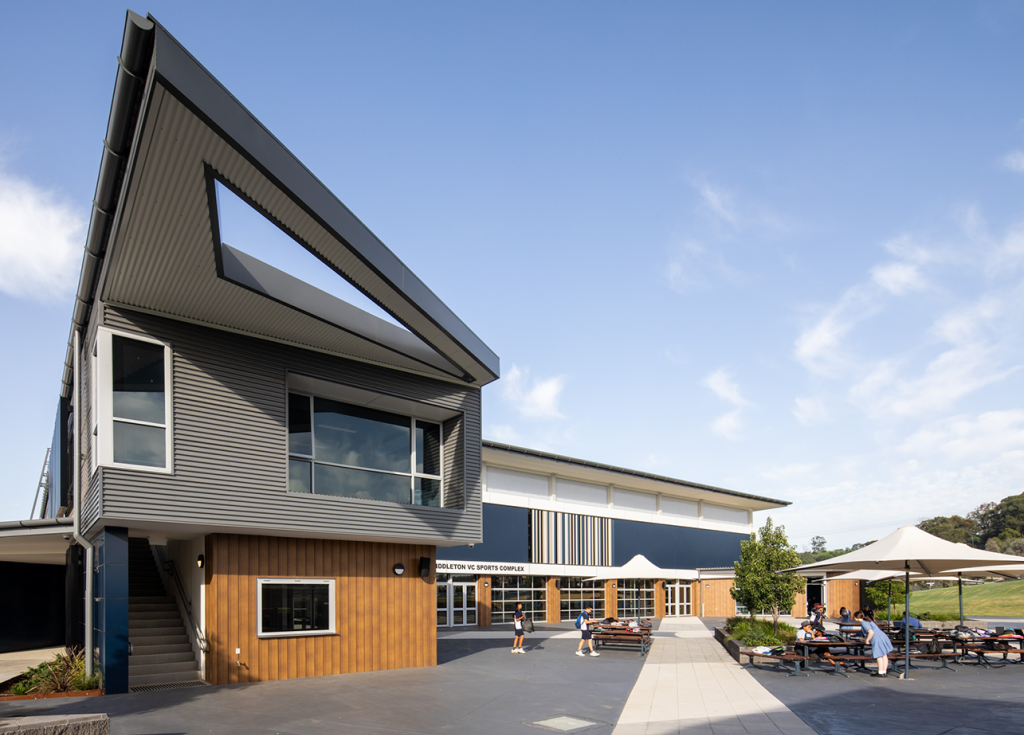 Thomas Hassall Anglican College - Education Project