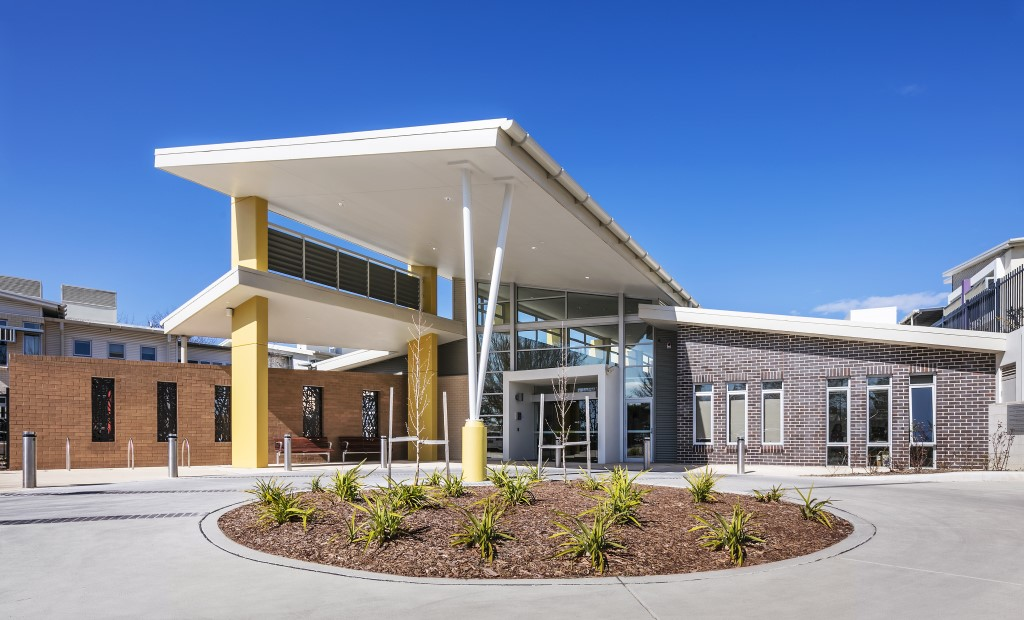 Baptist Care - Griffith Aged Care Facility